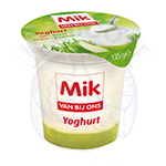 MIK YOGH. 125 GR VOL APPEL CATERING