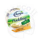 OLYMPIA PUDDING VANILLE ZONDER SUIKER 100 GR
