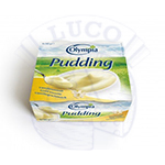 * OLYMPIA PUDDING 8 X 4 VANILLE