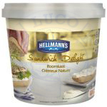 * HELLMANN'S SANDWICH DELIGHT ROOMKAAS 1.5 KG