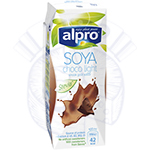 ALPRO DRINK 8 X 3 X 25 CL CHOCO LIGHT