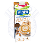 ALPRO AMANDEL FOR PROFESSIONALS 8 X 1 L