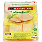 * MAREDSOUS SNEEDJES 25 G CATERING