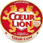 * CAMEMBERT COEUR DE LION 250 GR