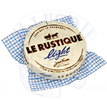 CAMEMBERT LE RUSTIQUE 250 GR LIGHT