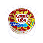 * CAMEMBERT COEUR DE LION LIGHT 8/8